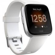 Часовник, Fitbit Versa Lite, White Silver Aluminum. FB415SRWT