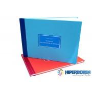 Registru declaratiilor de interes, coperta carton gros-hartie