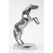 Asbeeld Stijgerend Paard, Zilver (0.09 liter)