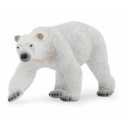 Papo Plastic speelgoed figuur ijsbeer 14 cm