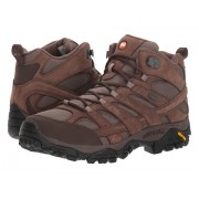 Merrell Moab 2 Smooth Mid Waterproof Bracken