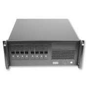 "Chassis Industriale Rack 19""/Desktop 4U 8x3.5"" HDD Ultra..."