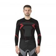 Acerbis Onderkleding Trui Acerbis X-Body Winter Zwart-Rood - Zwart