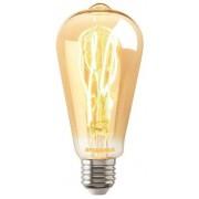 Bec Led Sylvania, ToLedo Vintage ST64, E27, SL, 5W, lumina calda(2000K), 250 lumeni, 230V, durata de viata 15000 ore, clasa energetica A