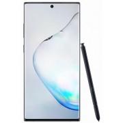 "Telefon Mobil Samsung Galaxy Note 10 Plus, Procesor Exynos 9825 Octa-core, Dynamic AMOLED Capacitive touchscreen 6.8"", 12GB RAM, 256GB Flash, Camera Tripla 16+12+12MP, 4G, Dual Sim, Wi-Fi, Android (Negru) + Cartela SIM Orange PrePay, 6 euro credit, 6 GB i"
