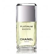 Chanel Egoiste Platinum - 100 ml EDT Campione Originale