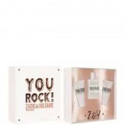 Zadig & Voltaire This Is Her! Confezione 50 ML Eau de Parfum + 50 ML Body Lotion + 50 ML Shower Gel
