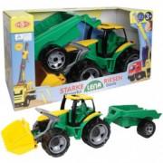 LENA traktor sa prikolicom i lopatom 18372