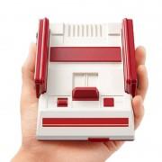 Retro klassieke TV Mini AV poort Video Game Console ingebouwde 500 Games Amerikaanse Plug