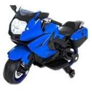 Oh Baby Baby Battery Operated BMW Model Bike BLUE Color With Musical Sound For Your Kids SE-BOB-22