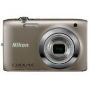 Nikon Digitalni Fotoaparat CoolPix S2600 Silver 16746