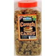 Barnetts Mitre Cough Candy Full Wholesale 3kg Jar