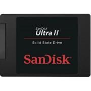 "SSD SanDisk Ultra II, 240GB, 2.5"", SATA III 600"