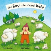 The Boy Who Cried Wolf by Jess Stockham