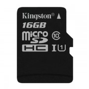Kingston microSD 16GB G2 UHS-I Class 10