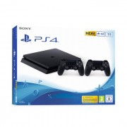 Sony PS4 1TB F + 2 Dualshock 4 Wireless Controller