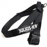 Beeztees Julius-K9 IDC-Hondentuig 71-96cm zwart