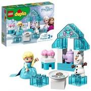 Lego DUPLO Disney Frozen 10920 Fiesta de Té de Elsa y Olaf (17 piezas)