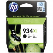 HP Original Tintenpatrone C2P23AE (No.934XL), black XL