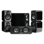 Pachete PROMO SURROUND - Q Acoustics - 3000 Cinema Pack Black Lacquer