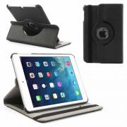 Bolsa Rotativa em Pele para iPad Mini 2, iPad Mini 3 - Preto