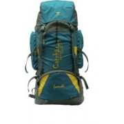farewell 65 LTRAVEL BACKPACK FOR OUTDOOR SPORT HIKING TRUKKING BAG CAMPING RUCKSACK 1 YEAR WARRENTY Rucksack - 65 L(Blue)