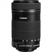 Canon EF-S 55-250 IS STM telefoto objektiv zoom lens 55-250mm 4-5.6 f/4-5.6 8546B005AA bulk 8546B005AA