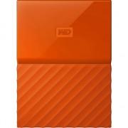 """HDD extern WD My Passport 4TB, 2.5"""", USB 3.0, Orange"""