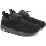 Puma Blaze of Glory SOFT Sneakers For Men(Black)