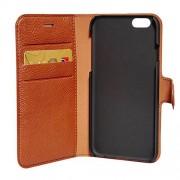 Radicover Mobilcover Iphone 6 cognac brun flip-side RadiCover - 1 Stk