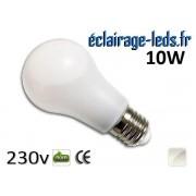 Ampoule Led E27 liquide 10w blanc Naturel IP65 230v