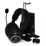 Turtle Beach XP500 Auriculares con micrófono (Consola de juegos, Diadema, Negro, Bluetooth, Inalámbrico, 2,4 GHz)