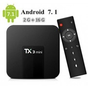 Android Multimedia Player TX3 Mini 4K TV Box