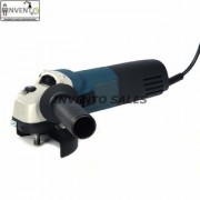 INVENTO Electric Angle Grinder 100mm 4inch Wheel 670 Watt 11000 RPM Powerful Professional Angle Grinder Machine Set