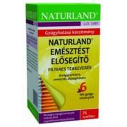 Naturland Emésztést elősegítő teakeverék filteres, 25x1g