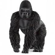 Schleich Gorilla - Male, Multi Color
