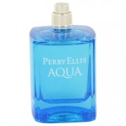 Perry Ellis Aqua Eau De Toilette Spray (Tester) 3.4 oz / 100.55 mL Men's Fragrances 530105
