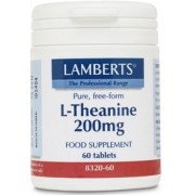 Lamberts L-Theanine 200mg 60 tablets