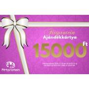 Fittprotein Online Ajándékkártya Nőknek 15000Ft értékben