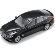 Macheta BMW Seria 3GT F34 1:43 Sapphire Black