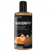 Ulei de masaj cu efect de incalzire caramel 150 ml