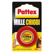 PATTEX MILLECHIODI TAPE 120KG - 19mmx1,5m