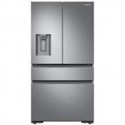 Samsung RF23M8080SR Four-Door American Fridge Freezer with Flex Zone-Stainless Steel