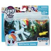 Hasbro My Little Pony Goa Rainbow Dash - Bambole E Accessori