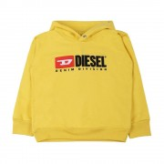 Diesel Sdivision 00J48G 0Iajh Sweater Unisex Boys Yellow