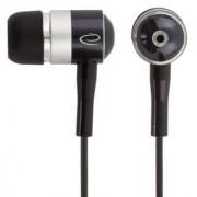 Casti ESPERANZA stereo cască EH128 Negru - Argintiu