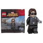Lego 6119216 - Marvel Super Heroes - Winter Soldier - Personnage Promo