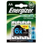 Energizer 4 x akumulatorki Energizer R6/AA Ni-MH 2300mAh Extreme