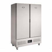 Foster Refrigeration Foster Slimline Double Door Upright Freezer 800 Ltr