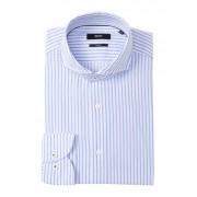 BOSS Jemerson Stripe Print Slim Fit Dress Shirt LIGHTPASTEL BLUE